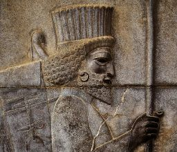 Persian guard / Persepolis / IRAN