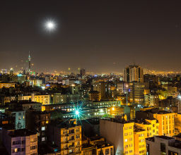 Tehran nights / IRAN