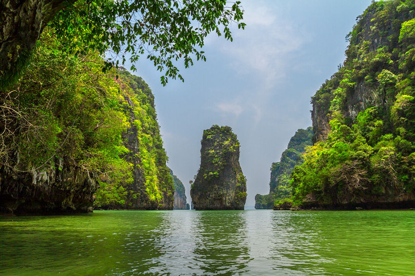 James Bond island / Phuket / Thailand