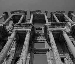 Celsus Library . Efes . Turkey
