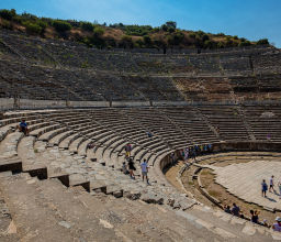 The grand theatre / Turkey