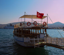 Turkish boat